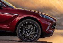 汽车懂行 速度对力量的最好注解 阿斯顿·马丁DBX