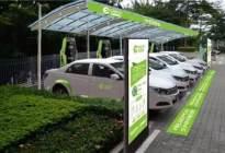 發力新能源 北京已累計推廣純電動車超35萬輛