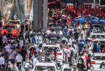 國家統計局:8月汽車制造業工業同比增長14.8%