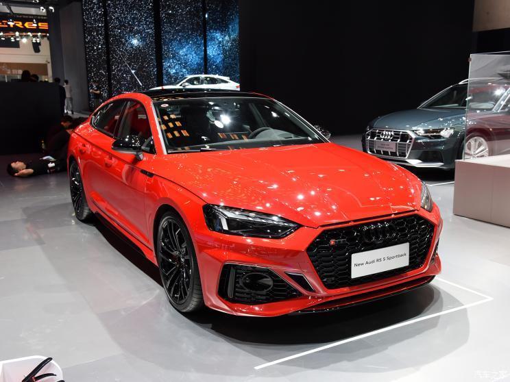 Audi Sport 奥迪RS 5 2020款 RS 5 2.9T Sportback