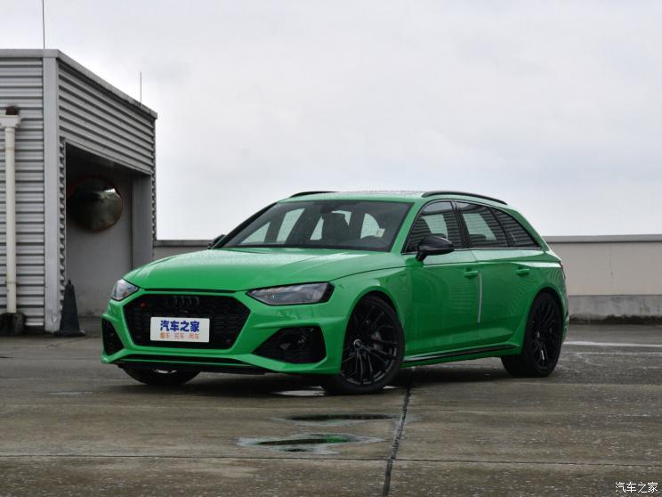 Audi Sport 奥迪RS 4 2020款 RS 4 2.9T Avant
