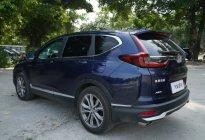 备受期待的东风Honda CR-V究竟好在哪?