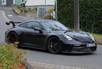 全新911 GT3无伪谍照曝光