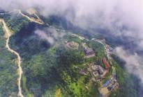 重庆近郊两日游推荐,开着VV5穿越重庆北部最高山环游