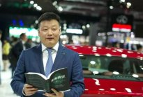 原爱驰执行副总裁蔡建军加盟吉利汽车 出任销售公司副总经理