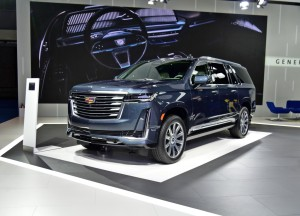 美媒评出的全球五款年度SUV,你是否有不同意见呢?
