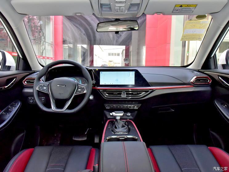 长安汽车 长安欧尚X5 2021款 1.5T DCT旗舰型