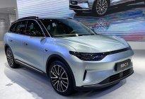 定位中型SUV、续航可达600km 零跑C11亮相广州车展