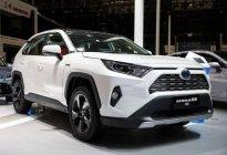 TNGA加持完善电动化产品线 丰田多款新车亮相车展