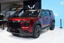 后轮驱动、硬汉形象  五菱银标SUV将于2021年首发