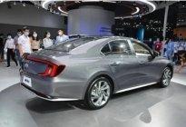 北京现代全新一代名图广州车展实车首曝光,究竟新在哪里?