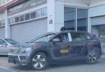 定位中型SUV、2022年上市 上汽大众ID.6路试谍照曝光
