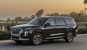 现代进口中大型SUV,30万以内的V6,能让你放弃汉兰达吗?