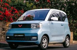 打破国产电动车销量上限 宏光MINI EV 11月销量超三万辆