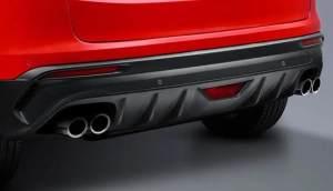 最低只要7万起,这些自主SUV都拥有跑车般四出排气!