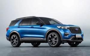 10月销量最好的3款传统中大型SUV,探险者入榜,途昂第一!
