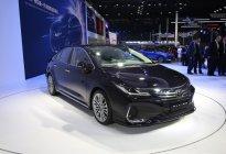定位A+级轿车、搭载2.0L发动机 一汽丰田ALLION将于3月29日上市