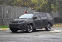Jeep指南者即将加入紧凑型7座SUV阵营