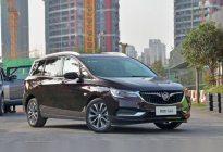 2021款全新别克GL6全系轻混 售价14.99万元起