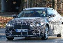 新增M车型元素、或将2021年亮相 宝马i4 M原型车谍照曝光