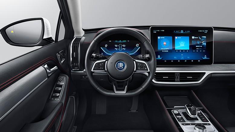 NEDC续航505km 新款唐EV新增车型上市补贴后售28.35万