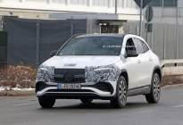 奔驰发布首款纯电动紧凑跨界SUV车型——全新EQA