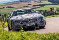 全新奔驰SL级有望于今年年底发布 未来将推顶级混合动力车型