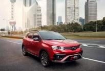 东南DX5新增车型正式上市 售7.69万元