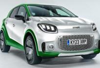 有望国内生产 Smart首款纯电SUV渲染图曝光