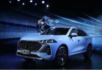旗舰车型摩卡首秀 智能+混动将成主流 WEY品牌亮剑未来智能汽车时代