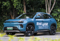 区别于小蚂蚁,奇瑞新能源旗舰SUV正式更名!续航超500km