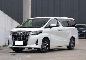 高档大气上档次的MPV车型,丰田埃尔法上榜,你会如何选择?