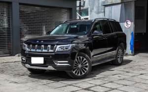 国产最贵SUV!3.0T起步,99.8万封顶,你会去入手吗?