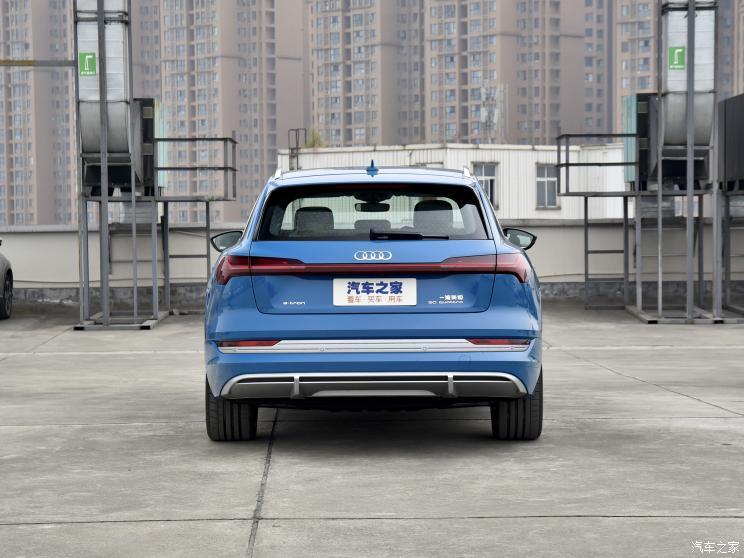 一汽-大众奥迪 奥迪e-tron 2021款 基本型