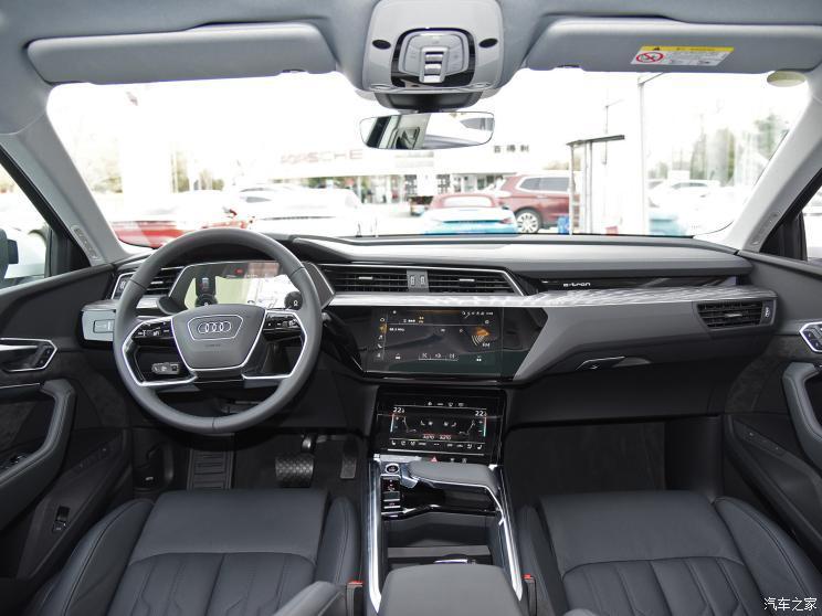 奥迪(进口) 奥迪e-tron(进口) 2021款 Sportback 55 quattro