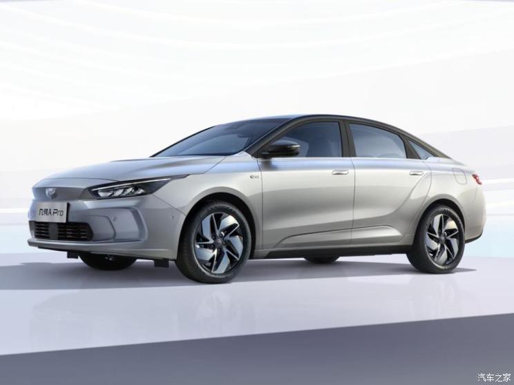 几何汽车 几何A 2021款 Pro 臻享高能续航版 600KM A60立方版