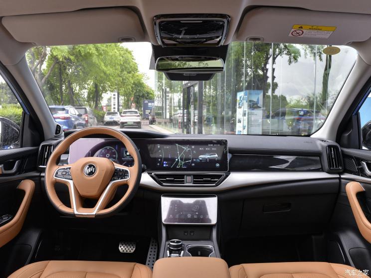 威马汽车 威马W6 2021款 520km ACE极智版