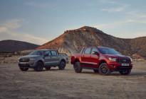 福特Ranger两款限量版车型官图 一改保守个性十足