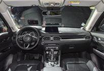 新增黑骑士版本,马自达CX-5颜值再升级,售价20.18万起