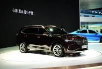 强者进化 全新高档中型SUV别克昂科威Plus艾维亚全球首发