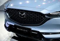马自达CX-5黑骑士版上市,售20.18万起,配极境灰车漆