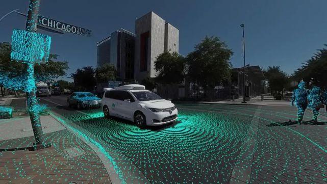 公司与中国平安成员公司将基于SaaS系统携手进行信息化、数据化的合作开发无人车 无人车 第2张