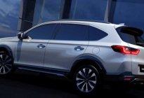 本田发布全新车型N7X,7座布局,1.5L动力够用吗?