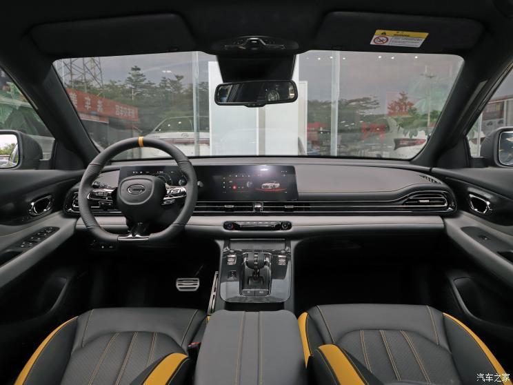 广汽乘用车 影豹 2021款 高配型