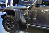 硬派越野也开始玩电 Jeep牧马人4xe上市