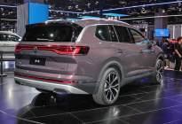 大众再推3款中大型SUV,6/7座可选,能联合途昂称霸市场?