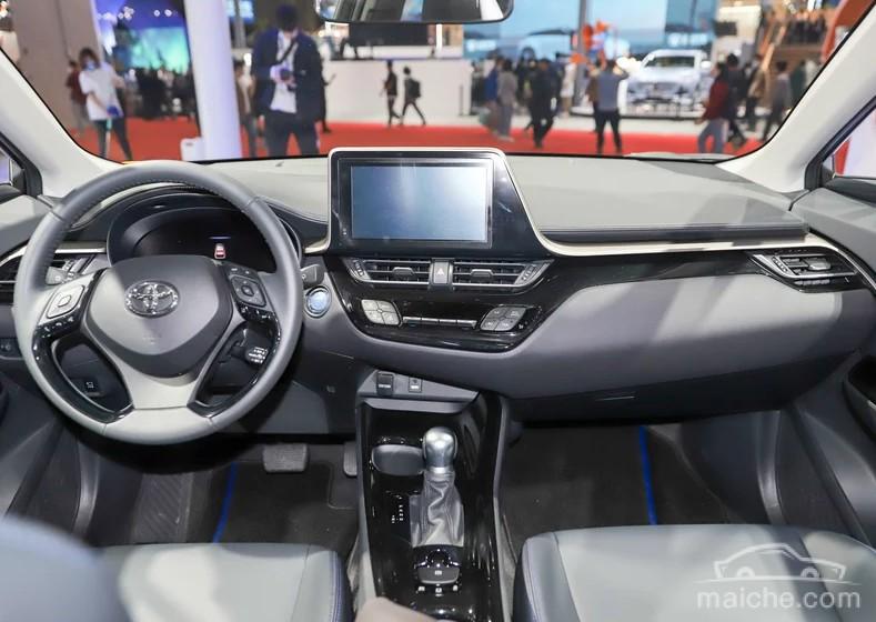 搭载2.0L混动系统 广汽丰田C-HR双擎将于5月底上市