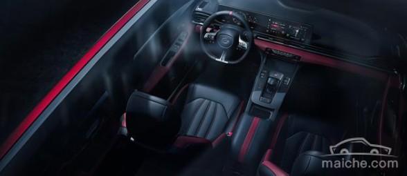 基于GPMA平台打造、整车极具运动氛围 广汽传祺影豹将于7月上市