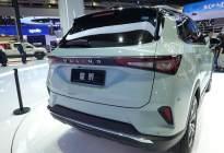 五菱全新设计理念 图解银标首款SUV-五菱星辰