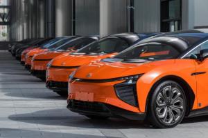 最贵国产品牌纯电车高合HiPhi X开始交付 年内新增服务网点至120家